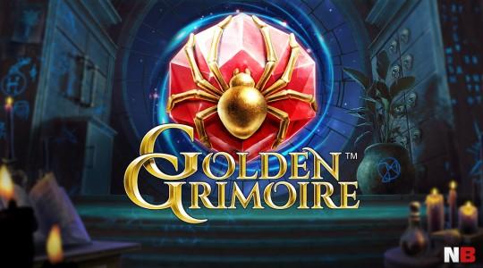 Spiel der Woche auf NetBet: Golden Grimoire
