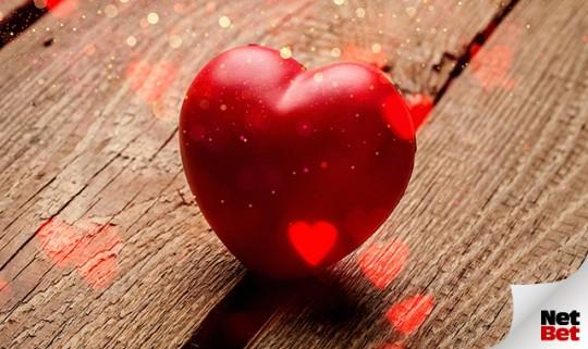 Tag der Liebenden – auch auf NetBet