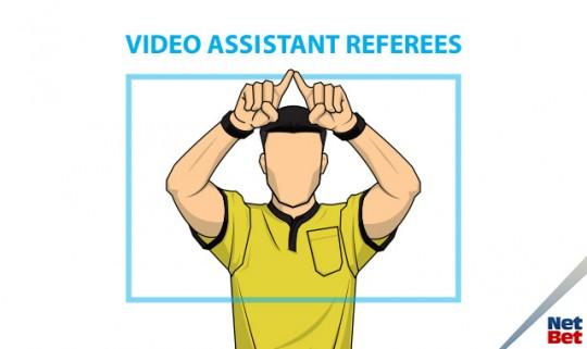 Ein neues Zeitalter für den Fußball: Video Assistant Referee