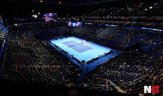 ATP Finals 11.-18. November, Tennis Einzel