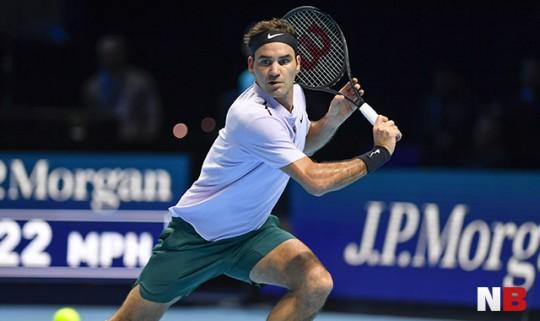 Nishikori blamiert sich, Federer findet ins Turnier