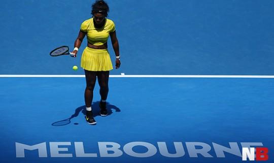 Australian Open Viertelfinale und Halbfinale