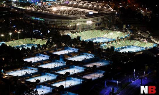 Australian Open - Wochenende Tag 6+7