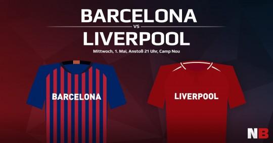 Vorschau: FC Barcelona vs. FC Liverpool