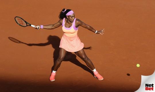 Wie fit ist Serena Williams?