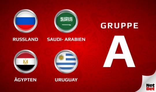 Weltmeisterschaft Fußball Gruppe A