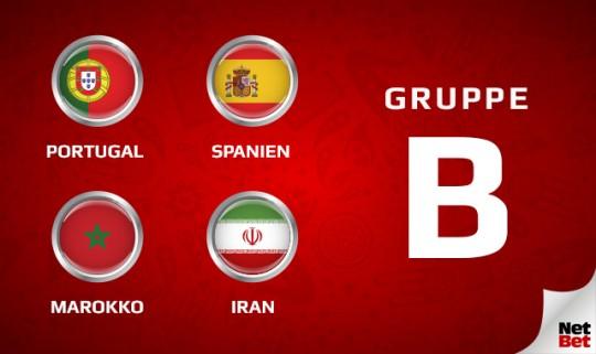 Weltmeisterschaft Fußball Gruppe B