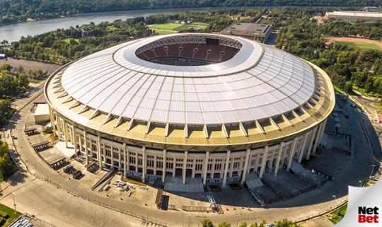 Die Stadien 2018 – Austragungsorte der Weltmeisterschaft