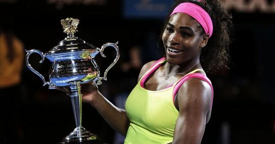 Alles Gute zum Geburtstag Serena Williams