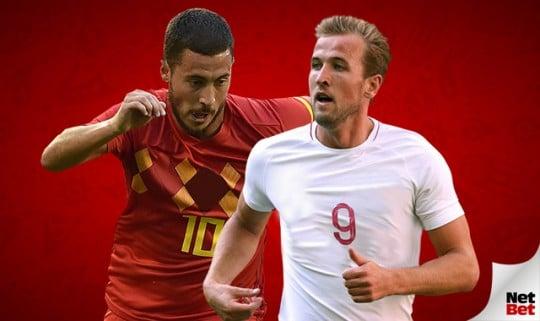 Spiel um Platz 3: Belgien gegen England am 14. Juli 2018. Vorhersagen, Quoten und Matchvorschau