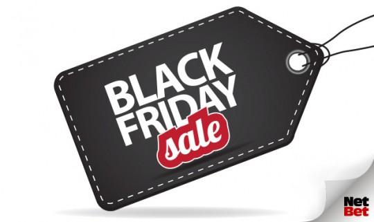 Einkaufswahnsinn am Black Friday, 24. November 2017