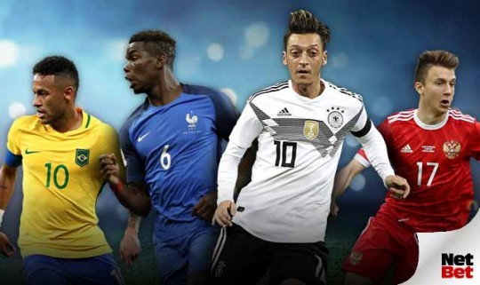 WM-Auslosung: Vorhersagen und Quoten