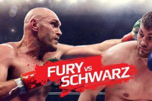 Fury gegen Schwarz