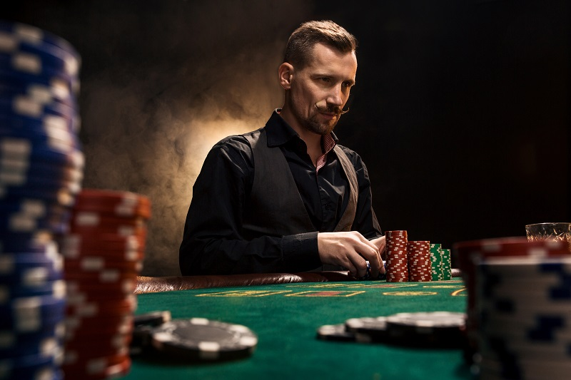 Pokerspieler