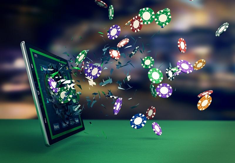 casino, casino game, casino chips