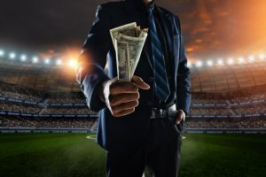 football, money, football bets