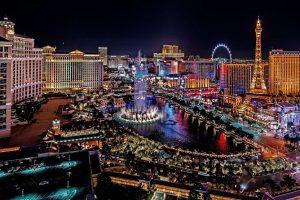 casino, las vegas, lights