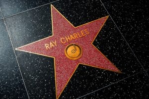 L.A., Ray Charles, Star