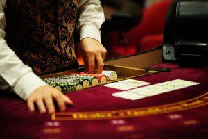 casino, blackjack, chips