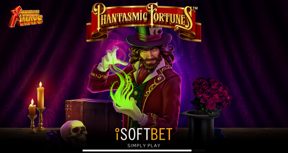Phantasmic Fortunes iSoftBet