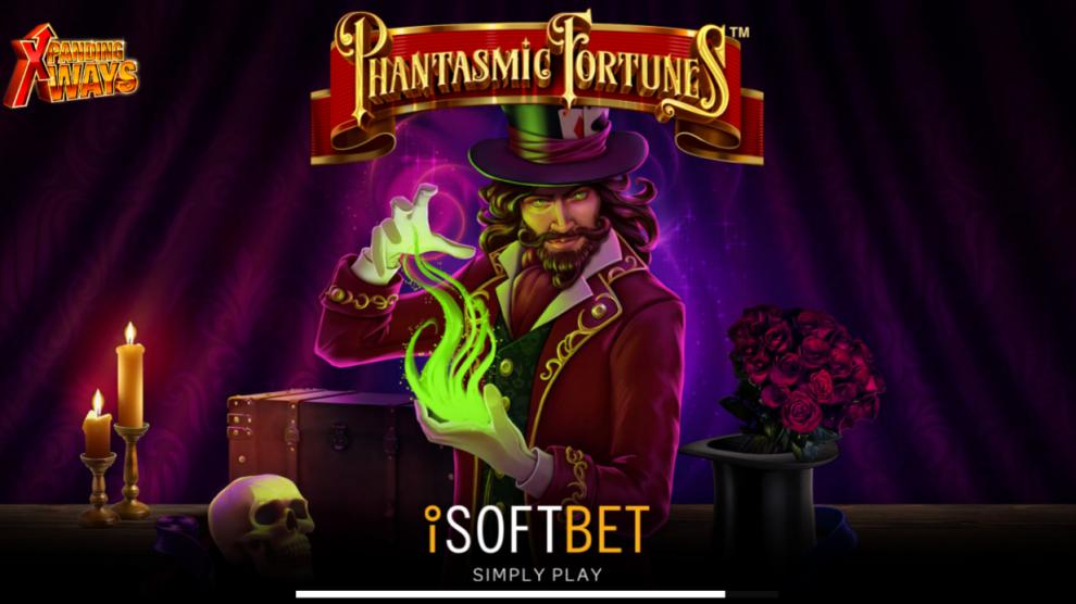 Phantasmic Fortunes iSoftBet