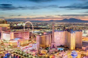 las vegas, casinos, skyline