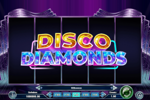 Disco Diamonds Play'n GO
