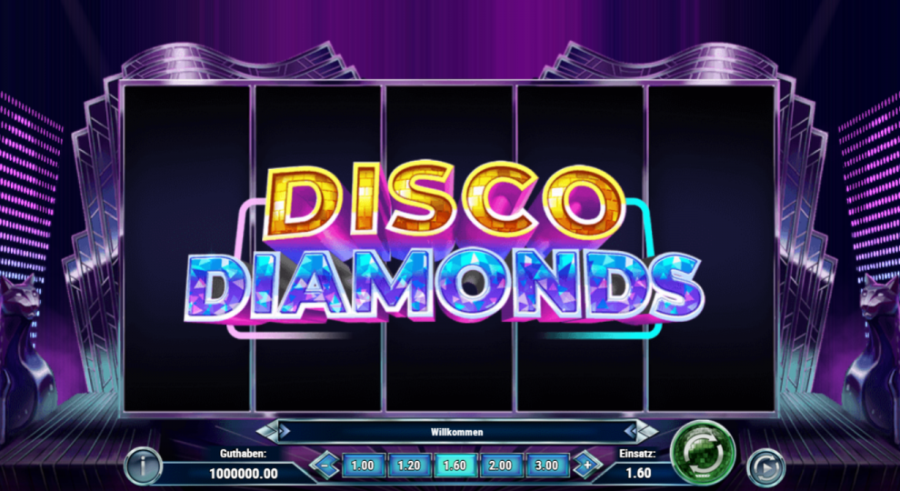 Disco Diamonds Play'n GO