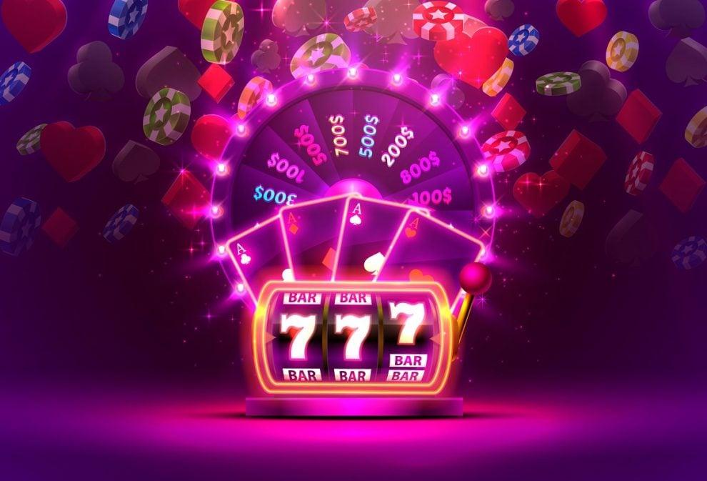 slots, slot machine, spielautomaten