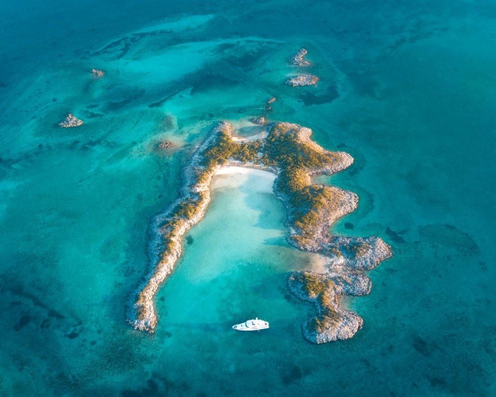 bahamas, island, ocean