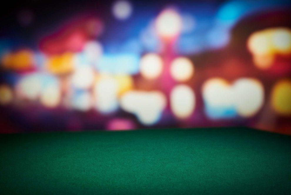 blurry lights, games