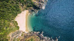 goa, beach, india