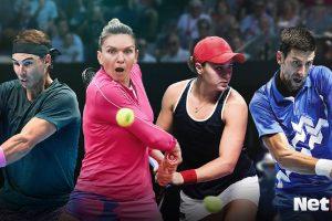 Australian Open_Tennis_Dominic Thiem_Serena Williams