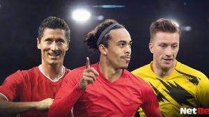 Dieses Wochenende gibt es spitzen Spiele in der deutschen Bundesliga