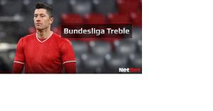Bundesliga Treble Wette dieses Wochenende bei Netbet