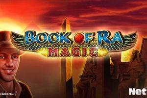 Slot Game, Netbet, Book of Ra